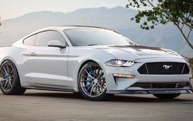 Ford Mustang sẽ có bán tải và cả coupe 4 cửa đấu Porsche Panamera