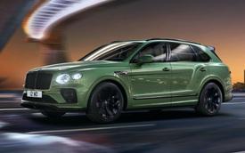 Bentley Bentayga 2021 chính thức chào sân - Nâng tầm SUV siêu sang