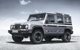 Nếu chê Land Rover Defender đời mới quá nữ tính thì đây là lựa chọn cho bạn