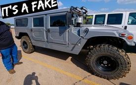 Rao bán Hummer fake loại 1 không ngờ gặp phải tay chơi hiểu biết, phát hiện trong 1 nốt nhạc