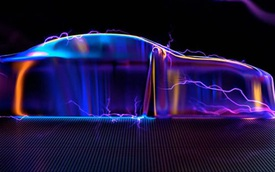 Hé lộ Maserati Ghibli mới lần cuối trước giờ G, hãng xe Ý đưa hình ảnh sấm sét với hàm ý đặc biệt