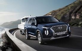 Hyundai Palisade Calligraphy - SUV 7 chỗ hạng sang với nội thất như Mercedes-Benz