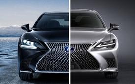 'Mổ xẻ' những khác biệt của Lexus LS 2021 -  Nỗ lực bắt kịp Mercedes-Benz S-Class