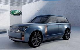 Range Rover - SUV ưa thích của đại gia Việt Nam sắp có phiên bản hoàn toàn mới