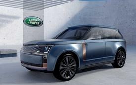 Range Rover đời mới lần đầu lộ nội thất: Thêm màn hình lớn, nhiều chi tiết giống Discovery facelift