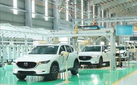 Sức mua ô tô của người Việt sụt giảm mạnh