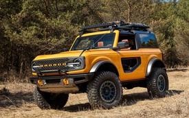 Ford Bronco lộ cấu hình mới sắp ra mắt, sẽ xuất hiện tiếp trên Ranger