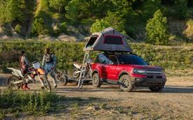 Ford Bronco Sport suýt bị vứt xó nếu không có CEO xắn tay vào… thiết kế