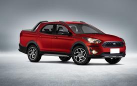 Thành viên thứ 4 của gia đình Ford Bronco sẽ là bán tải cỡ nhỏ?