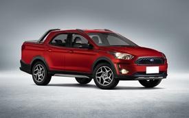 Lộ diện chi tiết hot của Ford Maverick - Đàn em Ranger đúng chất bán tải mini