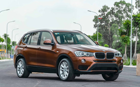 'SUV bị lãng quên' BMW X3 mới chạy 21.000km đã hạ giá khủng, chỉ đắt hơn Toyota Fortuner 'đập hộp' 100 triệu
