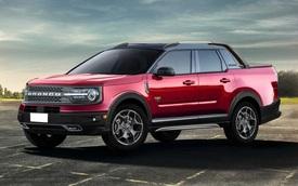 Ford Maverick đàn em Ranger tiếp tục lộ thông tin 'hot'