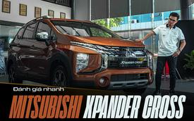 Ra mắt Mitsubishi Xpander Cross giá 670 triệu đồng - Khi vua doanh số len lỏi cả vào thị trường ngách
