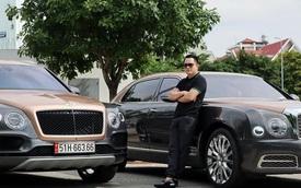 Sau hơn 1 năm tậu về, Hoàng Kim Khánh ra biển số Bentley Bentayga V8 bản kỷ niệm 100 năm đầu tiên Việt Nam, cặp số gánh siêu lộc