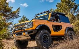 Ford Bronco cháy hàng, bản giới hạn 3.500 xe bán hết sạch sau vài giờ