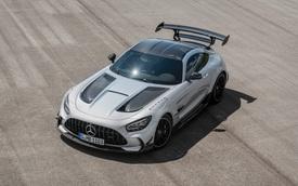 Mercedes-Benz tung phiên bản đặc biệt giới hạn của giới hạn với điều kiện mua không hề đơn giản