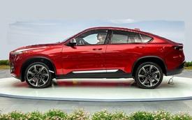 VinFast Lux SA2.0 biến thành coupe SUV như BMW X6 qua thiết kế của fan
