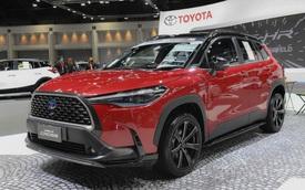 Đây là toàn bộ 4 phiên bản Toyota Corolla Cross và những khác biệt cần biết