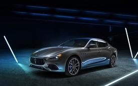 Ghibli Hybrid chính thức chào sân: Bước ngoặt lớn của Maserati