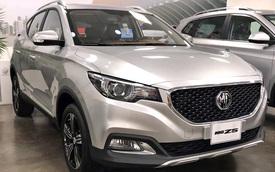 Lộ giá MG ZS và HS tại Việt Nam trước giờ G: Rải đều từ hơn 500 triệu đến 1 tỷ đồng, cạnh tranh Ford EcoSport, Mazda CX-5