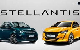 Stellantis – thế lực lớn thứ 4 làng xe toàn cầu chính thức chào sân