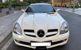 Sau một thập kỷ, xe 'dân chơi' Mercedes-Benz SLK xuống giá rẻ ngang Mazda3 đời mới