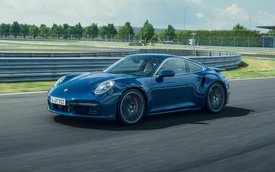 Porsche 911 Turbo 2020 chính thức chào sân với 572 mã lực