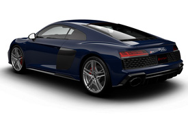 Audi R8 V10 chia tay bằng phiên bản siêu giới hạn