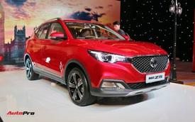 MG ZS giá từ 518 triệu đồng tại Việt Nam: Giá rẻ nhất phân khúc, có trang bị hiện đại hơn Hyundai Kona