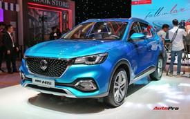 Ra mắt MG HS giá cao nhất gần 1 tỷ đồng đấu Honda CR-V và Mazda CX-5