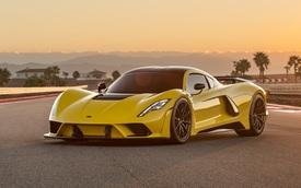 Hennessey Venom F5 - Siêu xe hẹn đấu Bugatti Chiron chốt ngày ra mắt