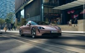 Taycan trở thành trụ cột doanh số của Porsche