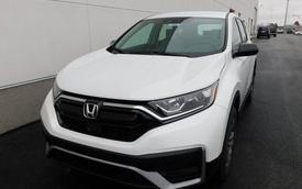 Honda CR-V 2020 ra mắt Việt Nam ngày 30/7: Lắp ráp 3 phiên bản, giảm 50% trước bạ, nhiều công nghệ lần đầu xuất hiện
