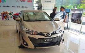 Doanh số bán xe mới của Việt Nam năm 2020 có thể giảm 21,8%