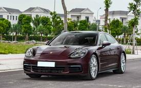 Chịu chơi đặt xe với option lên tới gần 1 tỷ đồng, chủ nhân Porsche Panamera gây bất ngờ khi bán xe ở ODO 10.000km