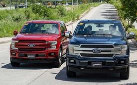 'Siêu bán tải' Ford F-150 2021 chào đại gia Việt với giá bán từ 3,7 tỷ đồng, đắt gấp 5 lần tại Mỹ
