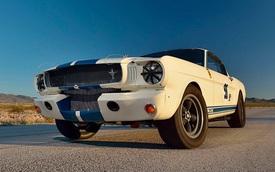 Đây là chiếc Ford Mustang đắt giá nhất thế giới - 3,85 triệu USD, vượt xa các siêu xe khủng