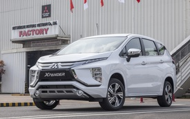 Mitsubishi Xpander lắp ráp trong nước xuất xưởng, hưởng ưu đãi trước bạ gần 40 triệu đồng, làm khó Suzuki Ertiga và XL7