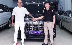 Sau tuyên bố giải nghệ, ca sĩ Tuấn Hưng 'tậu' Toyota Alphard giá hơn 4 tỷ đồng