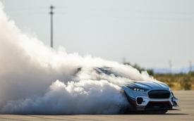 Ford hé lộ phiên bản khủng khiếp cho SUV Mustang