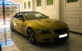 Cần bán gấp, chủ xe chào giá hàng hiếm BMW M6 rẻ ngang đàn em 3-Series mua mới