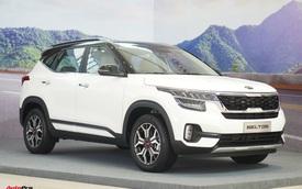 SUV hạng B bán chạy nhất tháng 2/2021: Kia Seltos chiếm gần một nửa thị phần, Hyundai Kona hụt hơi