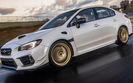 Subaru WRX STI rục rịch nâng cấp động cơ khủng nhưng ăn ít xăng, đối chọi Mercedes-AMG A 45