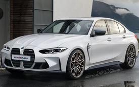Dù thích hay không, đây vẫn là thiết kế BMW M3 mới mà người dùng phải chấp nhận