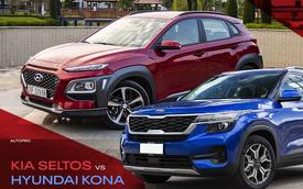 Chênh 31 triệu, mua Kia Seltos hay Hyundai Kona: Tân binh thách đấu vua doanh số