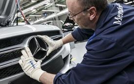 Daimler chuẩn bị cắt giảm nhân sự hàng loạt