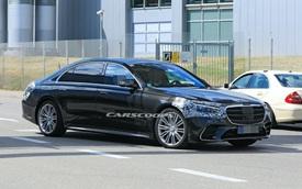 Mercedes-Benz vén màn thêm chi tiết độc nhất vô nhị trên S-Class mới