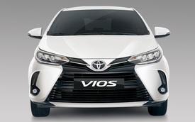 Toyota Vios 2021 chính thức ra mắt: Đầu đẹp như Camry, thêm khó cho Hyundai Accent