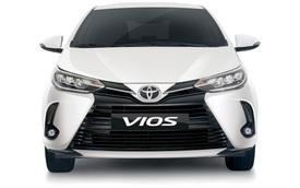 Toyota Vios đầu như Camry chốt giá cao nhất 500 triệu đồng tại Philippines - Ao ước của người Việt