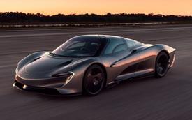 Giới buôn xe ở Việt Nam chào bán McLaren Speedtail 100 tỷ chưa là gì với mức giá ở đại lý này